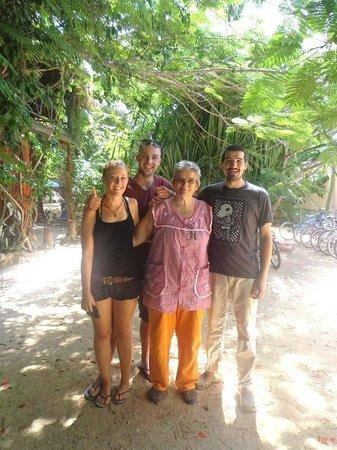 Posada Los Mapaches: Die tollsten Hostelbetreiber die es gibt!