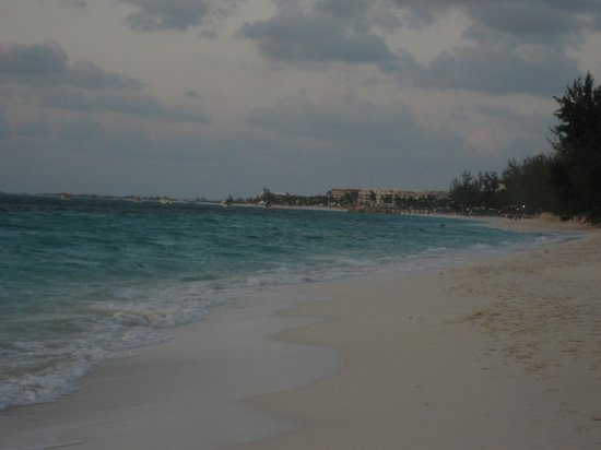 Uncrowded Grace Bay