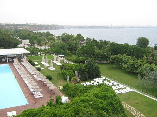 Hotel SU: view