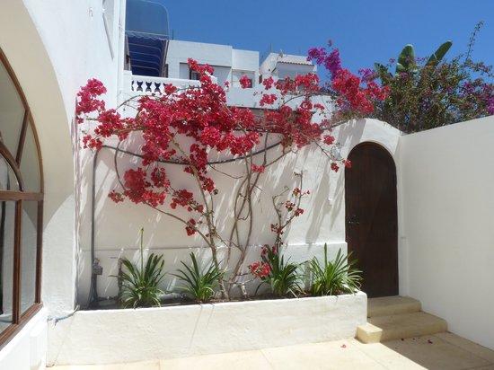 Cas Catala: Garden Entrance