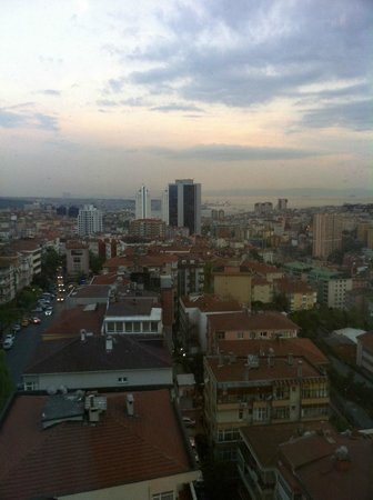 The Marmara Sisli: View from Room