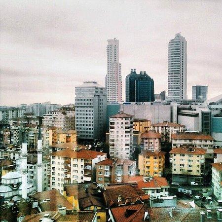 The Marmara Sisli: Room View