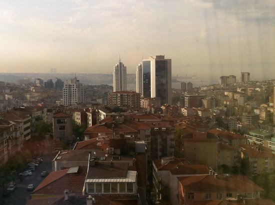 The Marmara Sisli: Room View
