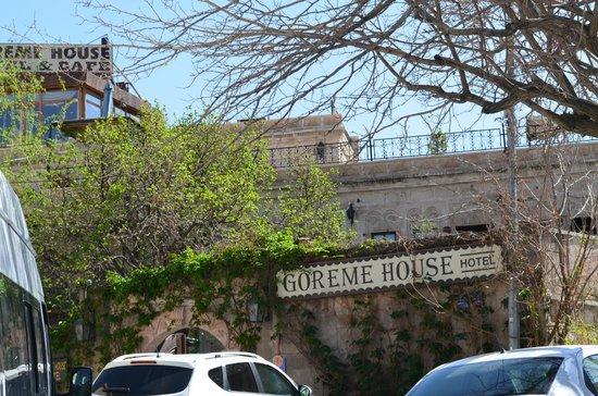 Goreme House: Около отеля