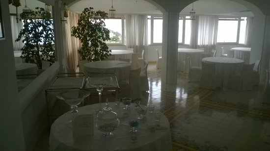 Francischiello Hotel & Spa Bellavista : sala ricevimenti
