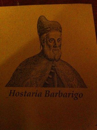 Hosteria Barbarigo: Barbarigo
