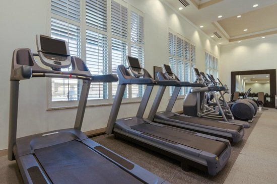 Embassy Suites by Hilton Savannah: Fitness Center