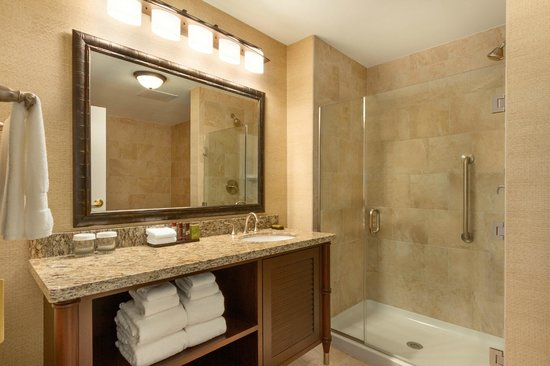 Embassy Suites by Hilton Savannah: King Bath
