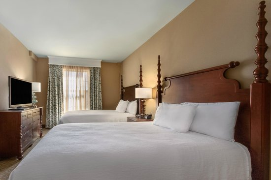 Embassy Suites by Hilton Savannah: Suite - 2 Queen Beds