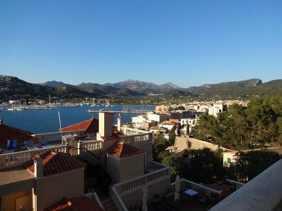Hotel Villa Italia: Afternoon..