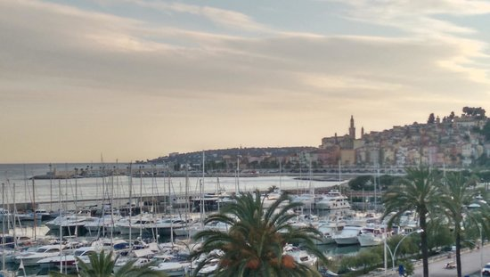 Ibis Budget Menton: View from room 507