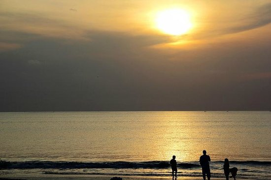 Jimbaran Bay : SUNSET