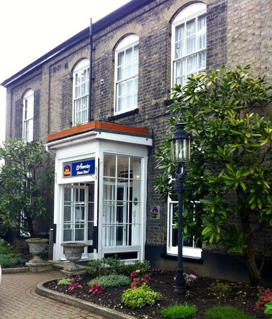 Best Western Annesley House Hotel: From Forecourt