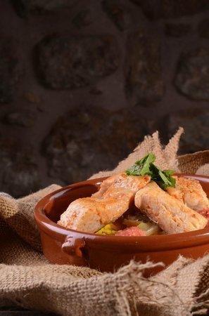 Dalal: Sayadiya, yellow rise cooked with fish, onion, turmeric and more delicious spices