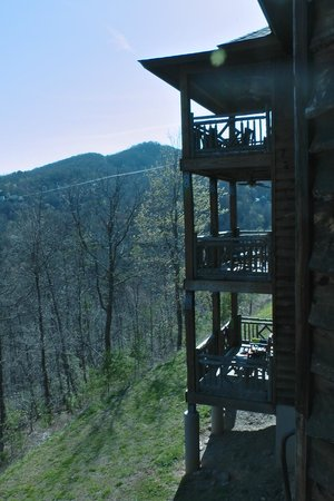 The Lodge at Buckberry Creek: Ausblick