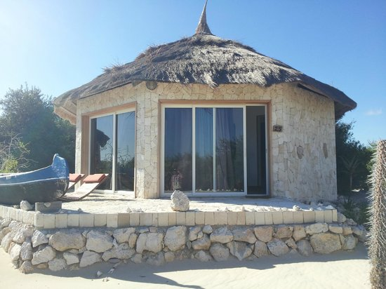 Anakao Ocean Lodge: Bungalow mit Terrasse