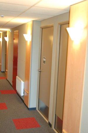 Ibis Auray : Couloir