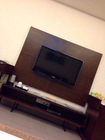 24 Tech Hotel : TV