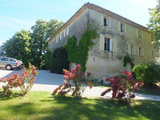 Auberge de Reillanne : une belle bastide provençale