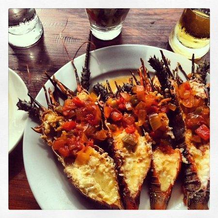 El Timon: My lobster!