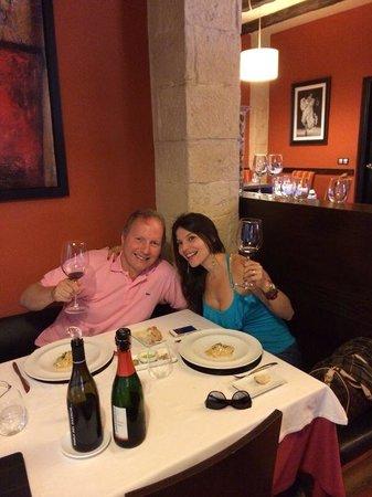 Restaurante Yerbaguena: Enamorados