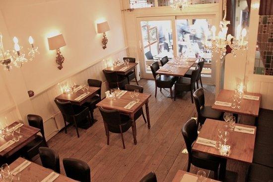 Restaurant De Garde: Restaurant