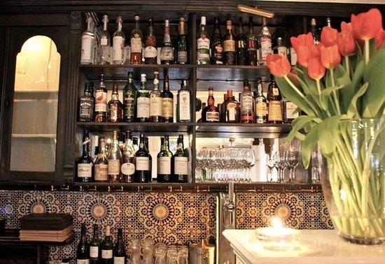 Restaurant De Garde: Bar