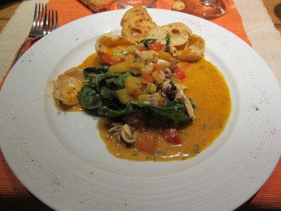 Taverna San Lio : 料理4