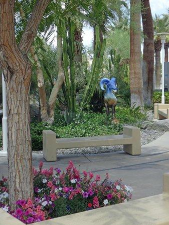 JW Marriott Desert Springs Resort & Spa : PALM SPRINGS AIR PORT