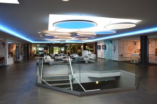 Novotel Dinard : le Hall