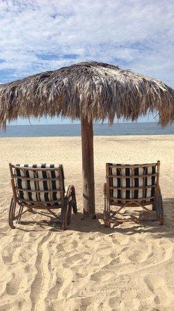 Rancho Pescadero: Rancho beach time