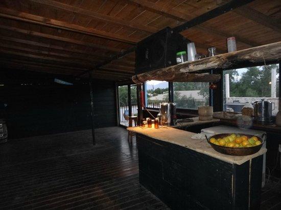 Hostel Internacional El Balcon: Bar