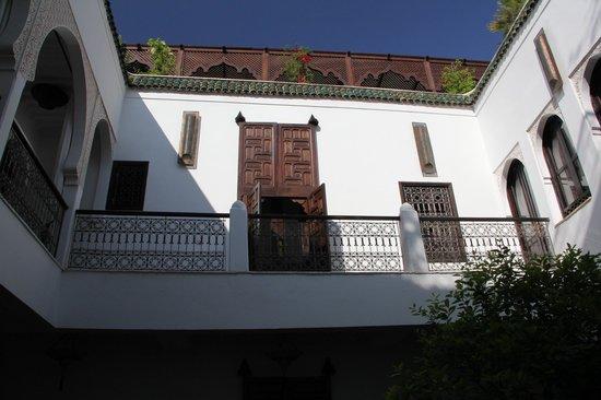 Riad Assakina : Habitacion