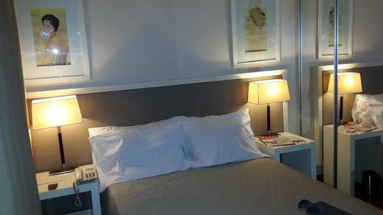 Huentala Hotel: habitacion