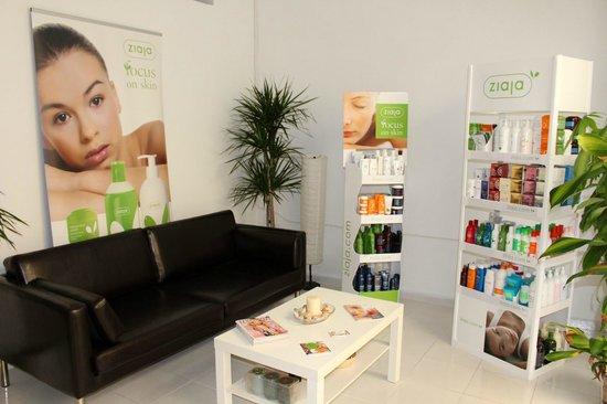Sapphira Sevilla: Our Ziaja cosmetics corner