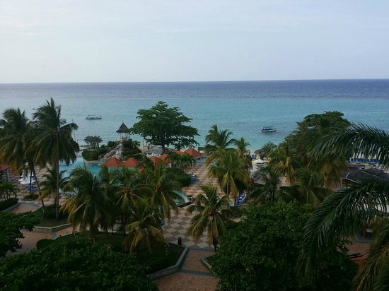Jewel Dunn's River Beach Resort & Spa: View from the Diamond Room