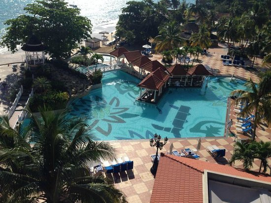 Jewel Dunn's River Beach Resort & Spa, Ocho Rios,Curio Collection by Hilton: View from the Diamond Room