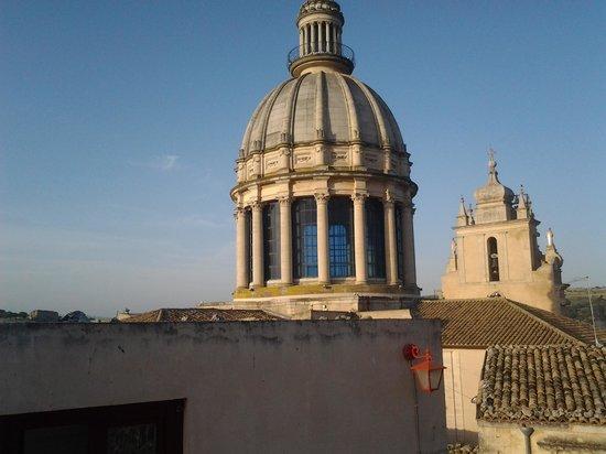Alla Corte di Morfeo: la vista dal terrazzo