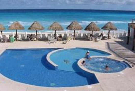 Villas Marlin : kids pool