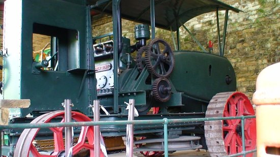 Leeds Industrial Museum at Armley Mills: Winch engine