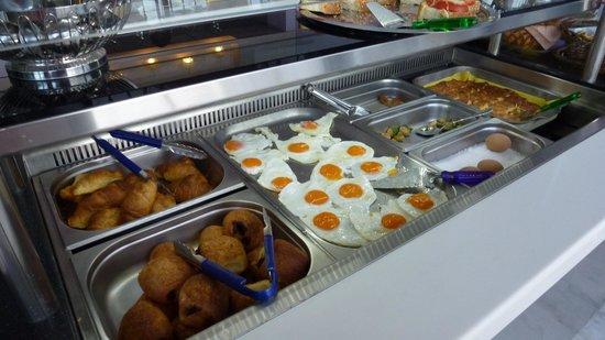 Palazzo Greco : breakfast 1
