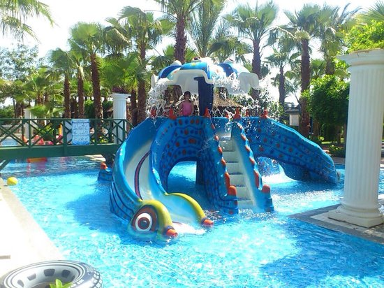 Delphin Palace Hotel: Kids pool