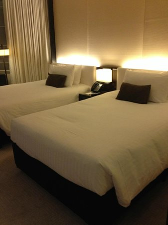 Crown Metropol Perth: Twin beds