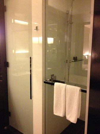 Crown Metropol Perth : Shower/toilet