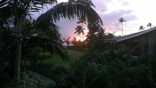 Four Seasons Resort Nevis, West Indies : Balcony View