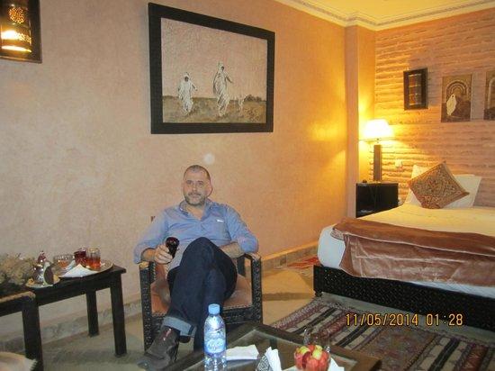Riad Al Rimal : Suite Corallo