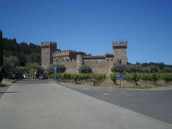 Castello di Amorosa Castle Winery