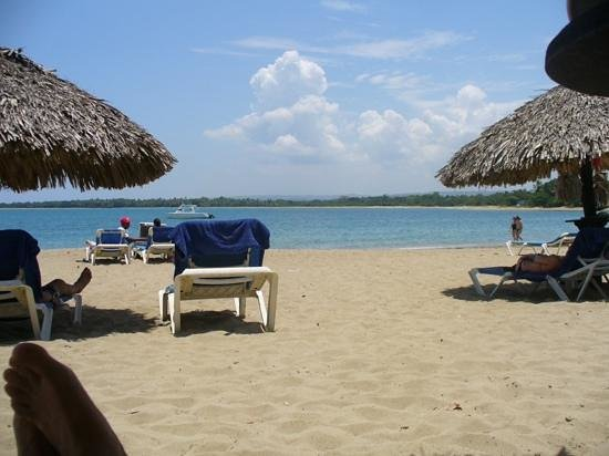 BlueBay Villas Doradas Adults Only: view from chair