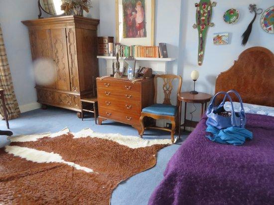 The Stevenson House: Treasure Island room