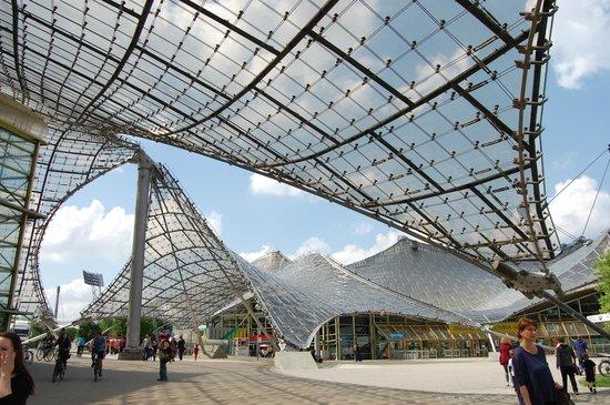 Olympiapark: Олимпийский парк